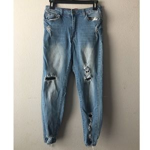 Junior size 9 jeans